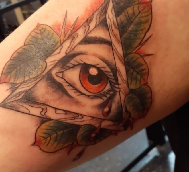 Chris T - Eye