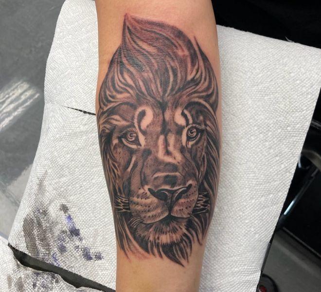 Lion-ramon