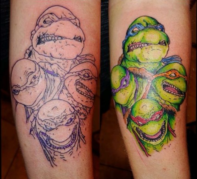 Adam G - Teenage Ninja Turtles